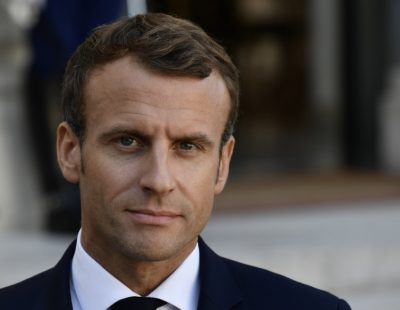 Great news: Macron just revoked a former anti-franchise law!